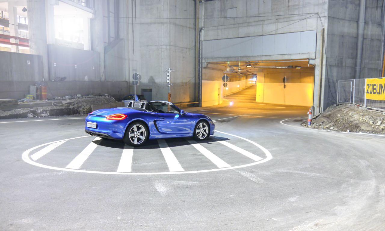 Porsche Boxster 2014 24 - Porsche Cayenne GTS: Beim GTS gibt es mehr PS.