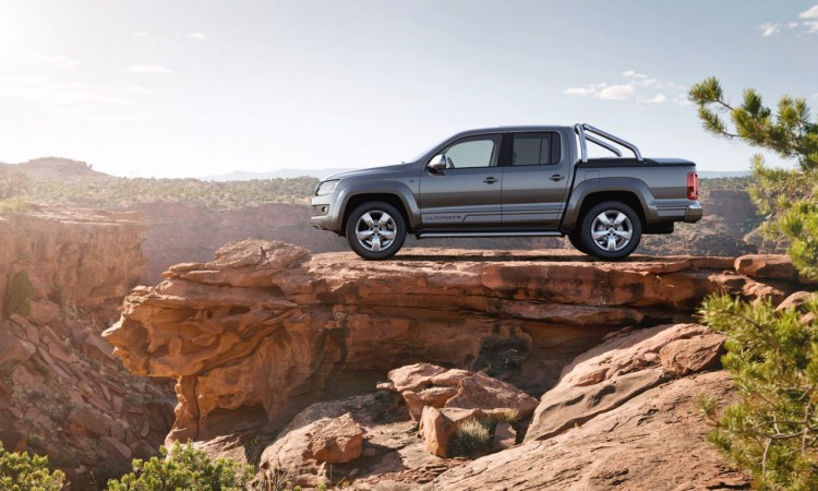 Volkswagen Amarok Atacama ab 37.467 Euro!