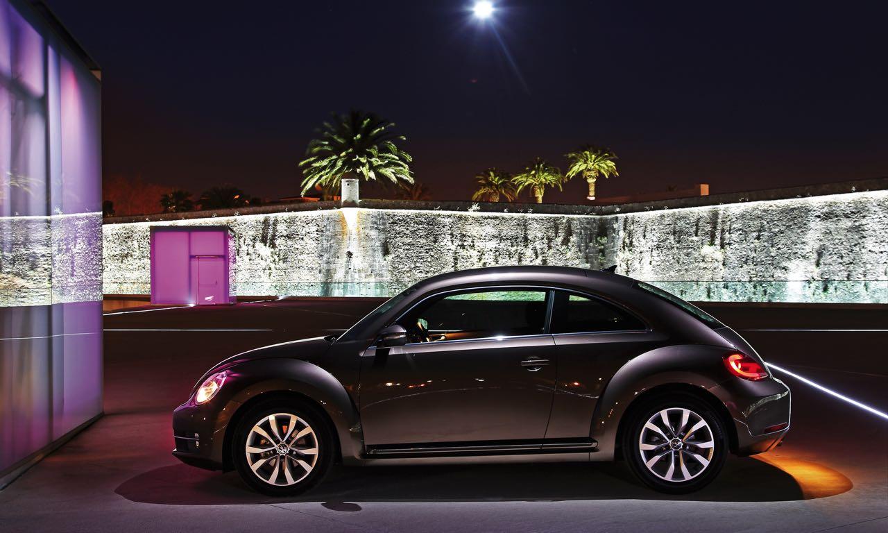 Der neue Volkswagen Beetle mit neuen Motoren und neuer Technik (2015)