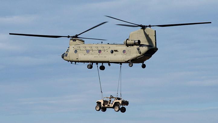 air transportable - Polaris Dagor: Das U.S.-Expeditionsmobil für die ernste Sache.