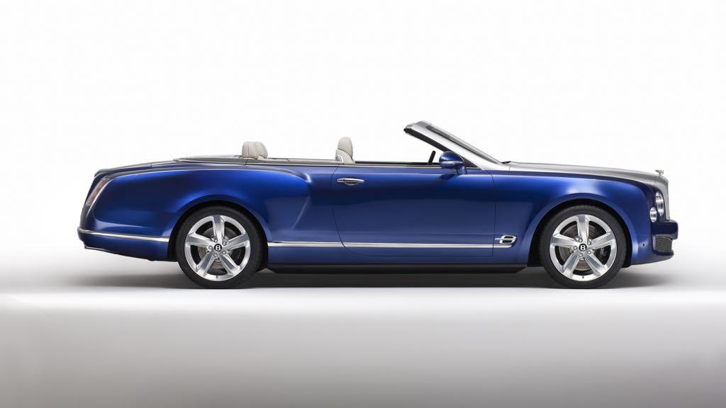 Bentley Grand Convertible: Luxus pur mit 537 PS im Cabrio