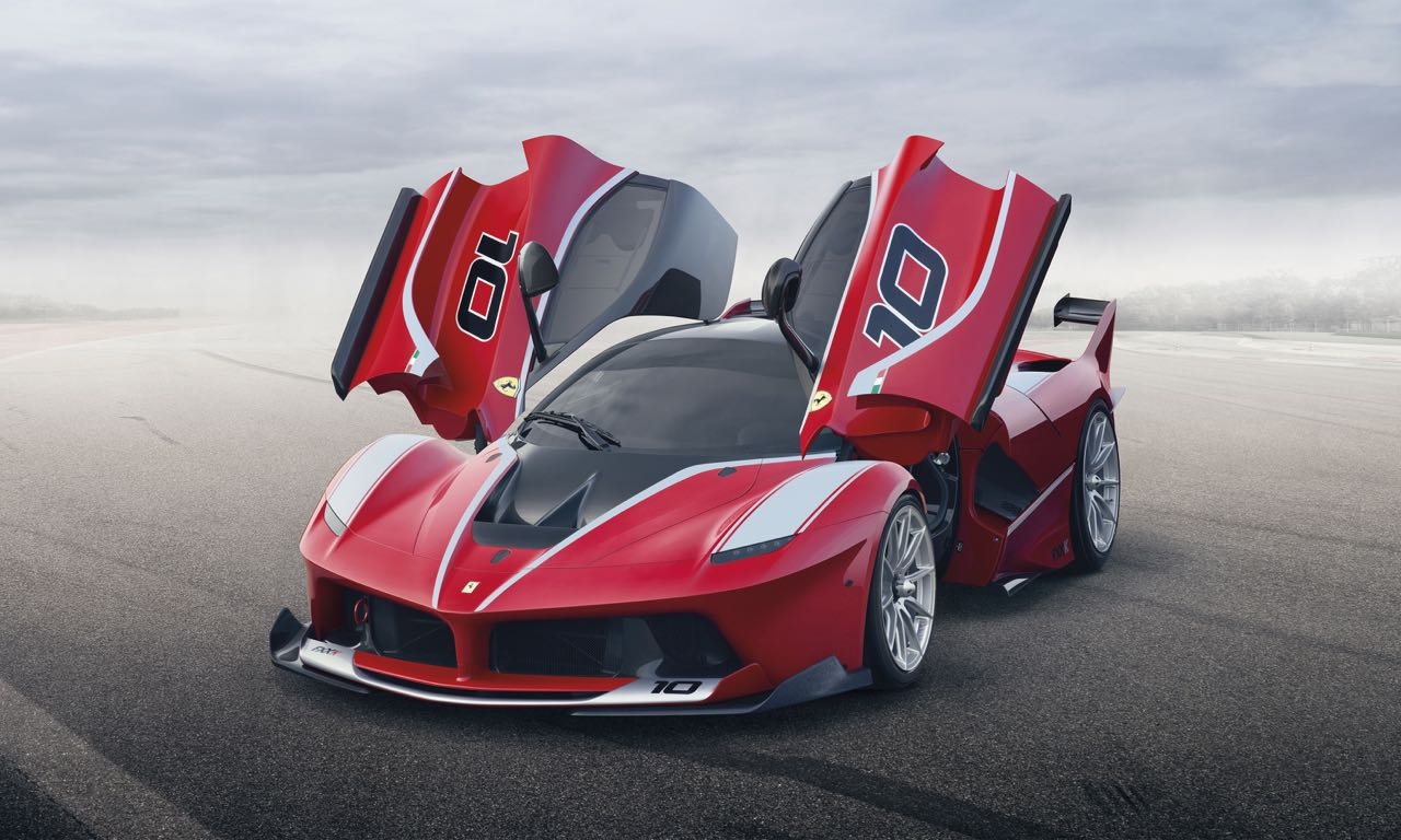 Ferrari FXX K: Lasst es knallen!