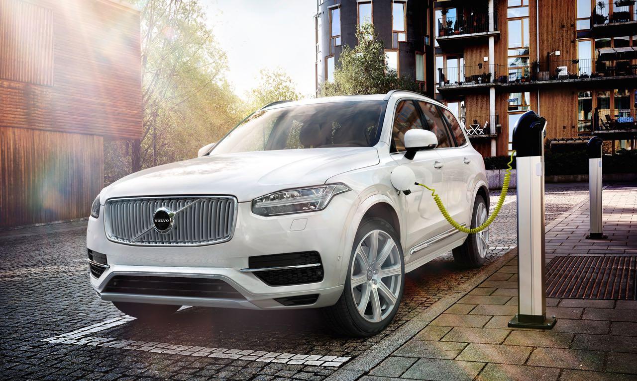Volvo XC90 T8: Der schöne Schwede bekommt neue Antriebstechnik.