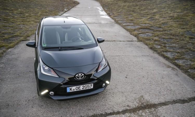 Fahrbericht Toyota Aygo: Vom links Fahren mit hohem Verbrauch.