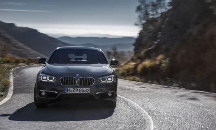 BMW 1er (2016)