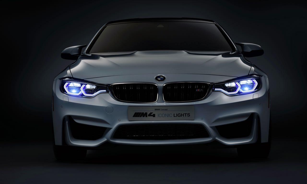 BMW M4 Laserlight CES Las Vegas
