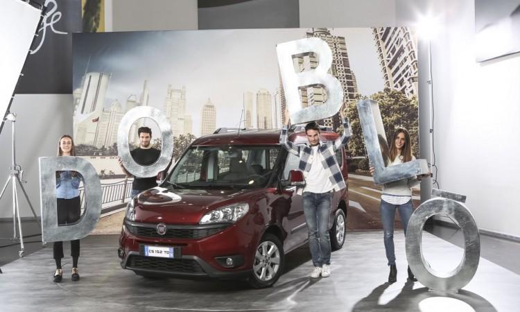 Fiat Doblò: Die größte Pralinenschachtel der Welt.