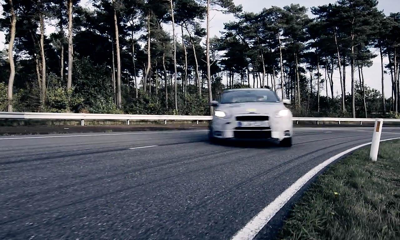 Ford Focus RS Erlkönig