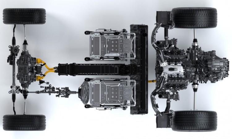 Das Antriebskonzept des Honda NSX