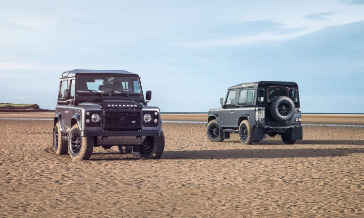 Land Rover Defender Sondermodelle