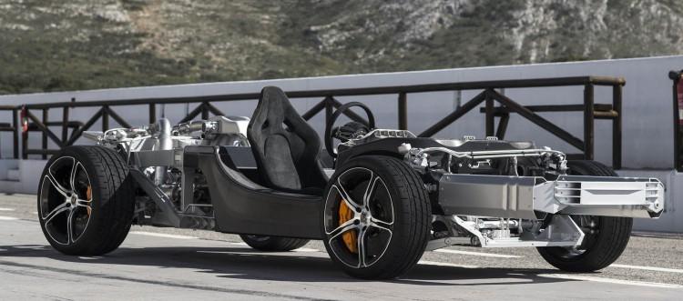 McLaren Chassis 675