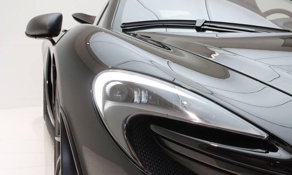 McLaren P1 Neuseeland Edition 4 - Der erste McLaren P1 in Neuseeland ist voller Kiwis.