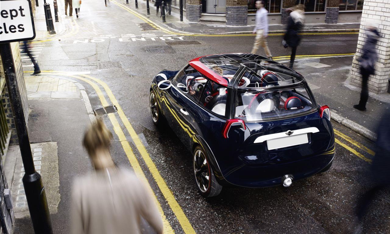 Mini Minor: Zusammenarbeit von BMW, Mini und Toyota für einen kleineren Mini