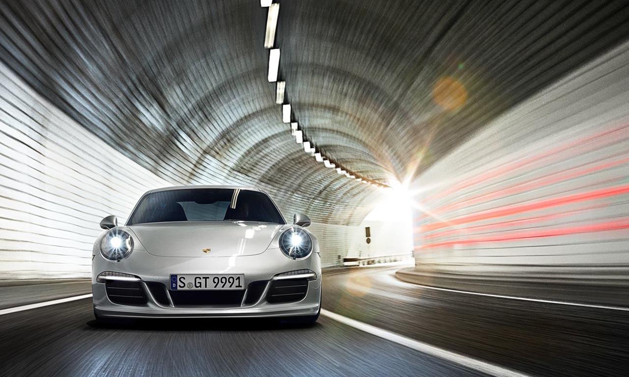 Porsche 911 GTS - Porsche 911 Carrera GTS: Dem GT3 so nah wie nie.