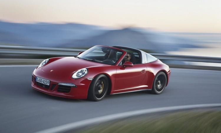Porsche 911 Targa 4 GTS: Retro-Power für 137.422 Euro.