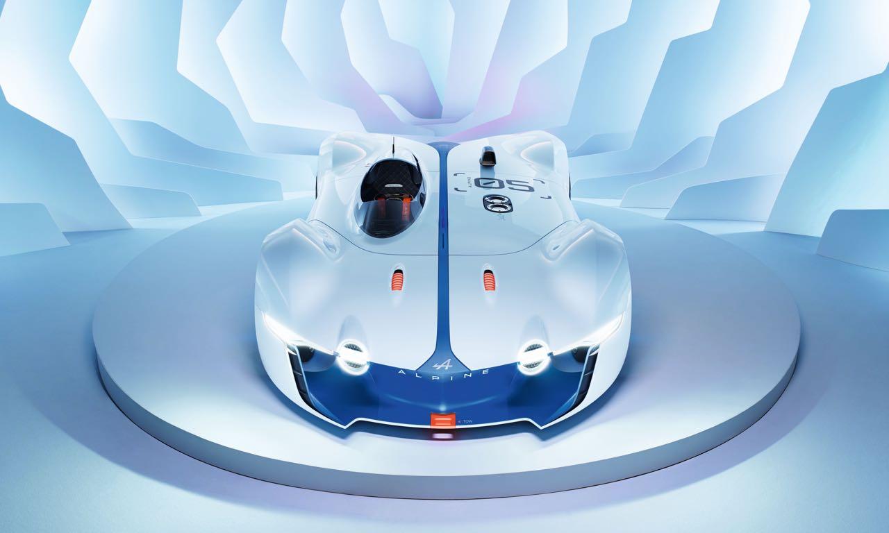 Renault Alpine Gran Turismo 6 09 - Renault Alpine Vision Gran Turismo: Die reale Alpine folgt 2016.
