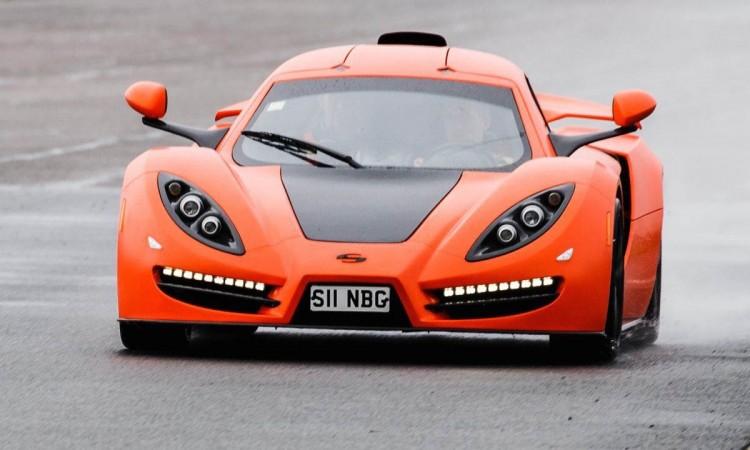 Der Sin R1 GT ist ein Supersportwagen für 88.000 Euro.