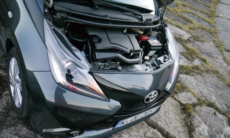 Toyota Aygo Motor