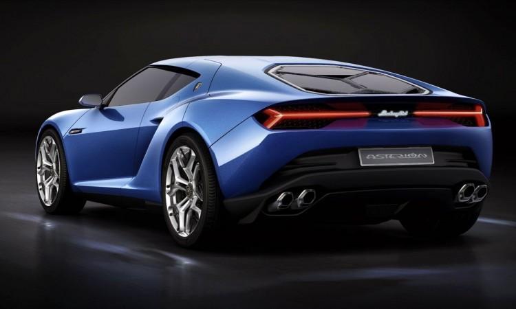 Was wir vom Autojahr 2015 erwarten: Lamborghini Asterion