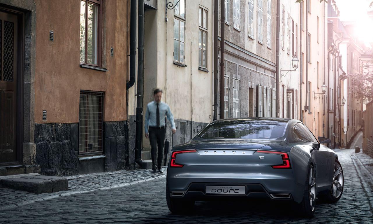 Was wir vom Autojahr 2015 erwarten: Volvo Sportcoupé Konzept