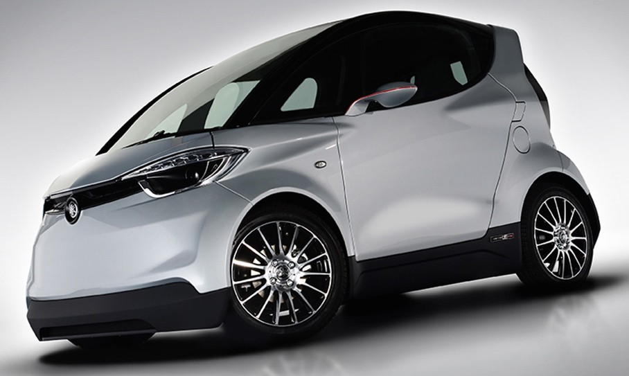 Yamaha MOTIV Gordon Murray Smart Stadtauto