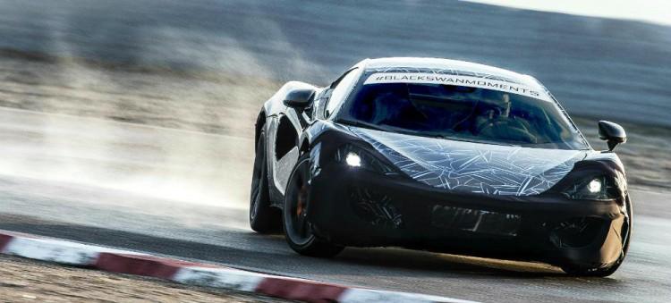 Einstiegs-Sportwagen von McLaren - bislang unter dem Codenamen P13 bekannt, heißt McLaren Sport Series und wird im April auf der New York Autoshow vorgestellt.