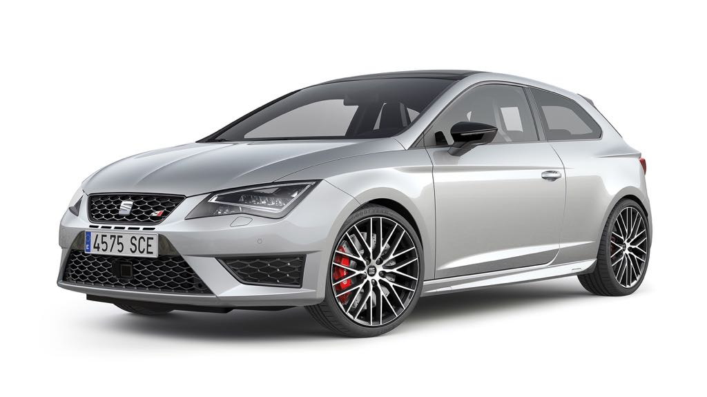Seat Leon Cupra: Kompaktsportler mit großen Ambitionen