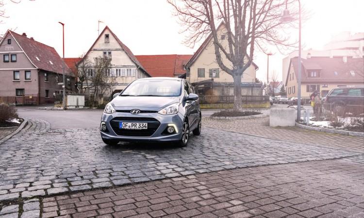 Fahrbericht Hyundai i10: Der kleine Perfektionist.
