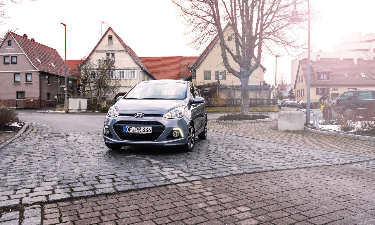 2Hyundai i10 31 - Fahrbericht Hyundai i10: Der kleine Perfektionist.