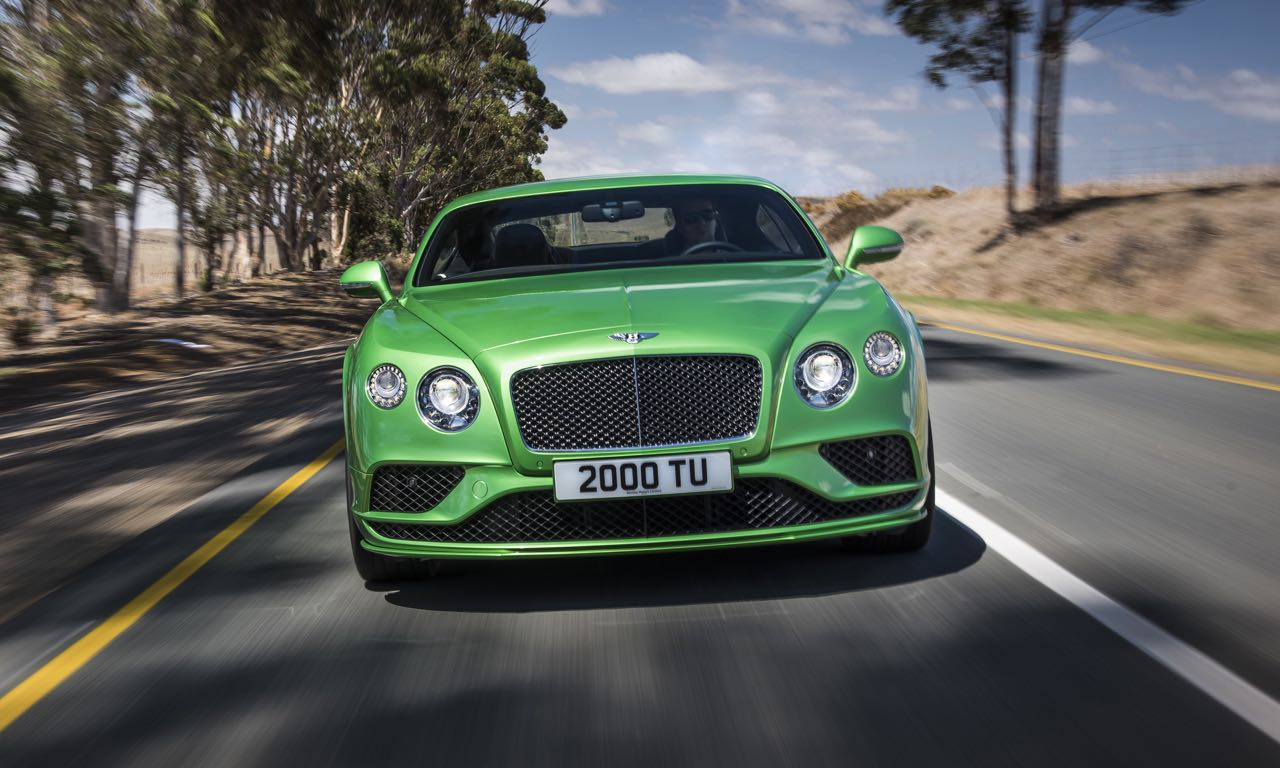 Genf 2015: Bentley Continental GT Speed (2016)