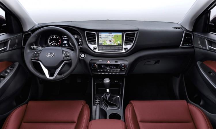 Hyundai Tucson 5 750x450 - Genf 2015: Neuer Hyundai Tucson trägt seine Modellbezeichnung an ungewöhnlicher Stelle.