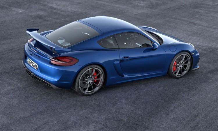 Genf 2015: Porsche Cayman GT4 ab 85.776 Euro
