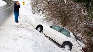 Neuerliche Winterglätte: So kommen Sie sicher über die glatten Straßen