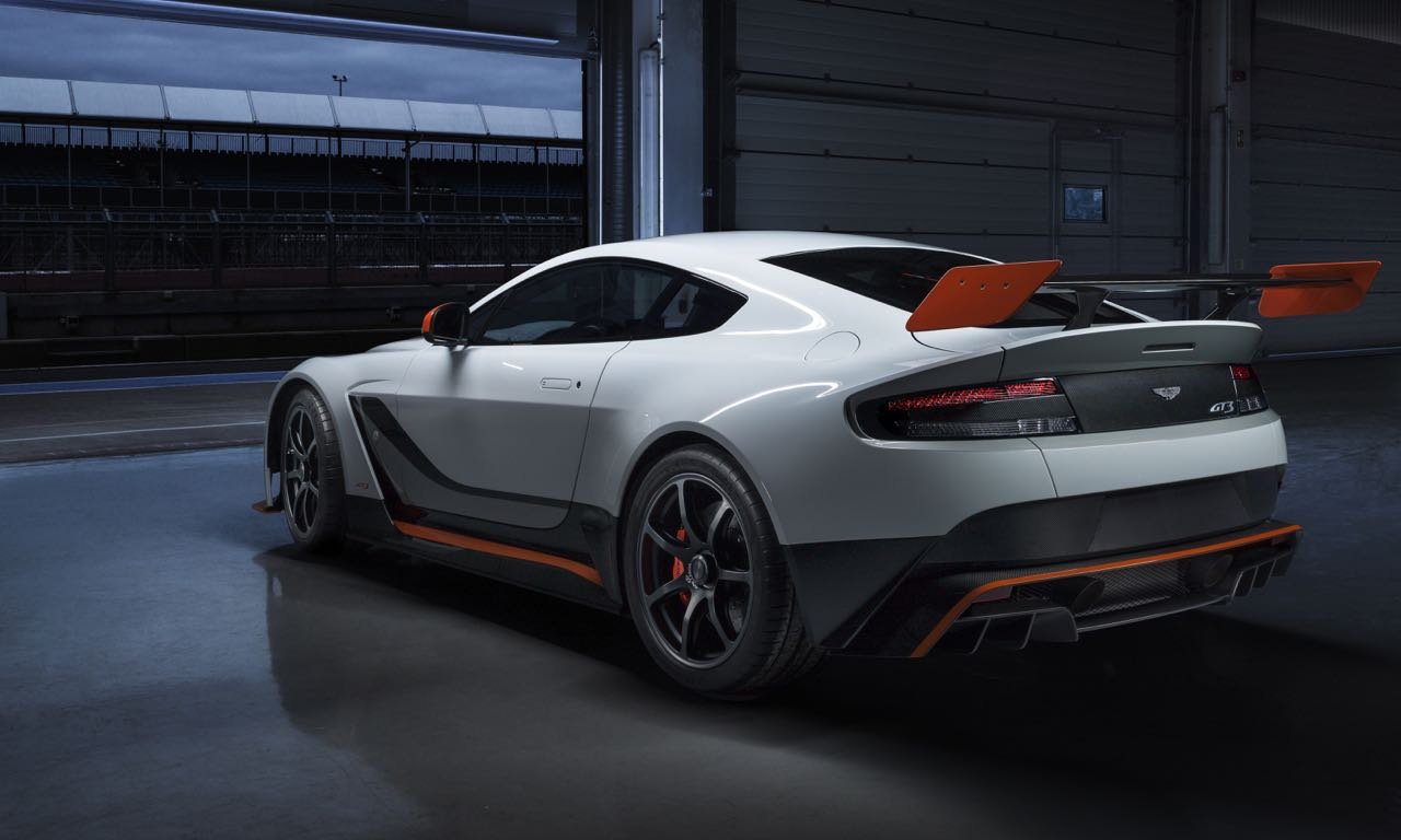 Aston Martin Vantage GT3 Special Edition heißt jetzt Aston Martin Vintage GT12