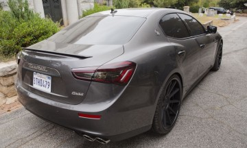 Maserati Ghibli aus Fast & Furious 7