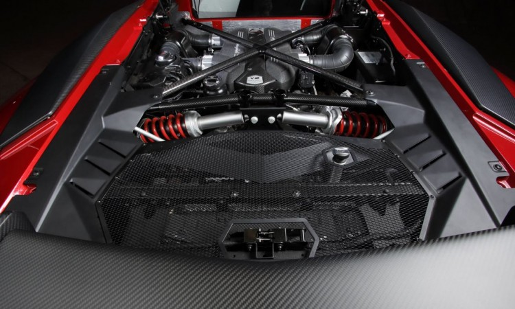 Lamborghini Aventador Superveloce 17 750x450 - Lamborghini Aventador LP 750-4 Superveloce mit 750 PS und V12-Power