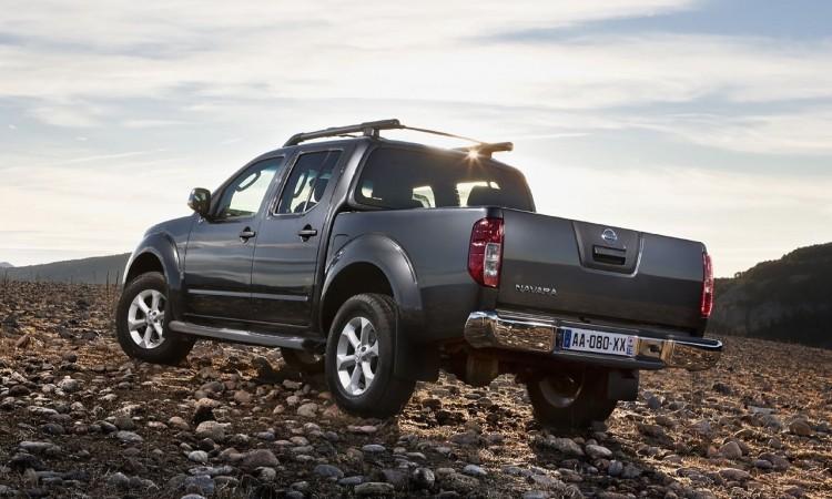 Nissan Navara: Pick-Up schon ab 26.499 Euro.