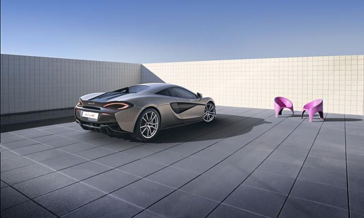 McLaren 570S: Mehr als ein Porsche 911-Gegner