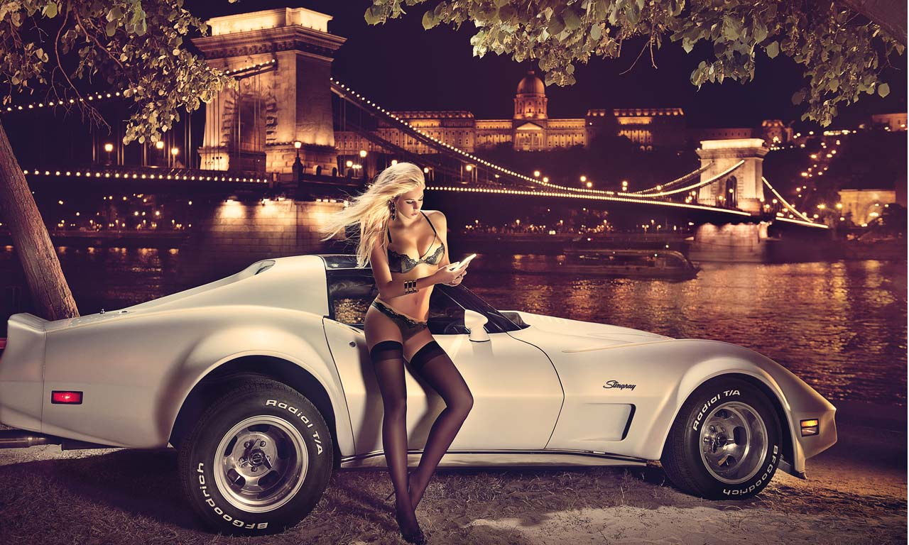 Tuning World Bodensee: Miss Tuning Kalender 2014