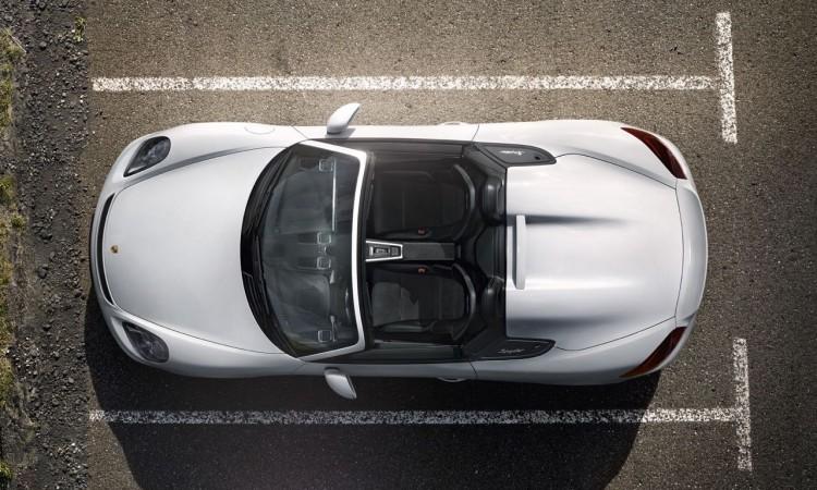 Porsche Boxster Spyder: Porsche stellt den perfekten Porsche vor.