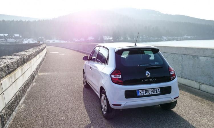 Renault Twingo im Fahrbericht AUTOmativ.de