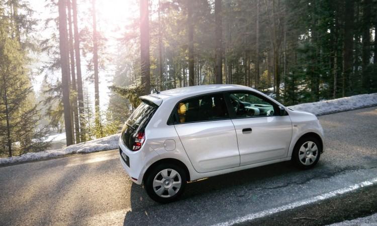 Renault Twingo Fahrbericht AUTOmativ.de