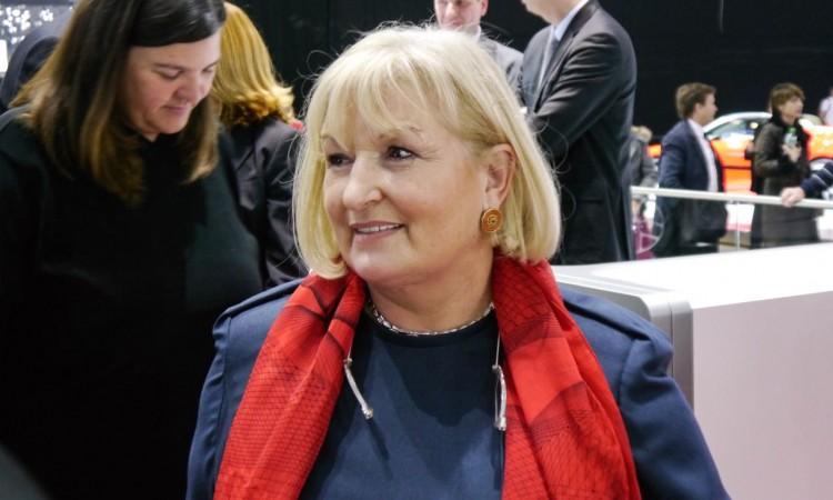 """Auch Ursula Piech, Frau von """"Mr. VW"""", dankt ab."""