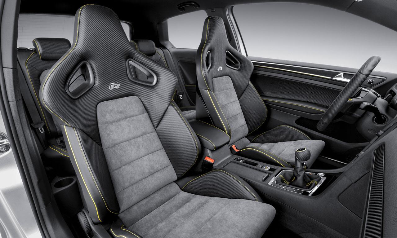 Volkswagen Golf R400 mit 420 PS offiziell bestätigt! @ AUTOmativ.de ...