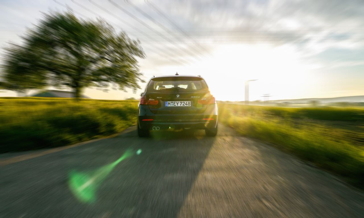 Fahrbericht BMW 330d xDrive Touring: Automobile Sachlichkeit auf höchstem Niveau.