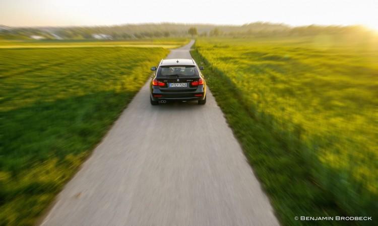 3BMW 330xd 17 750x450 - Fahrbericht BMW 330d xDrive Touring: Automobile Sachlichkeit auf höchstem Niveau.