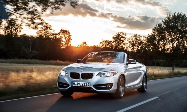 BMW 2er Cabriolet: Preise, Motorisierungen und Daten.