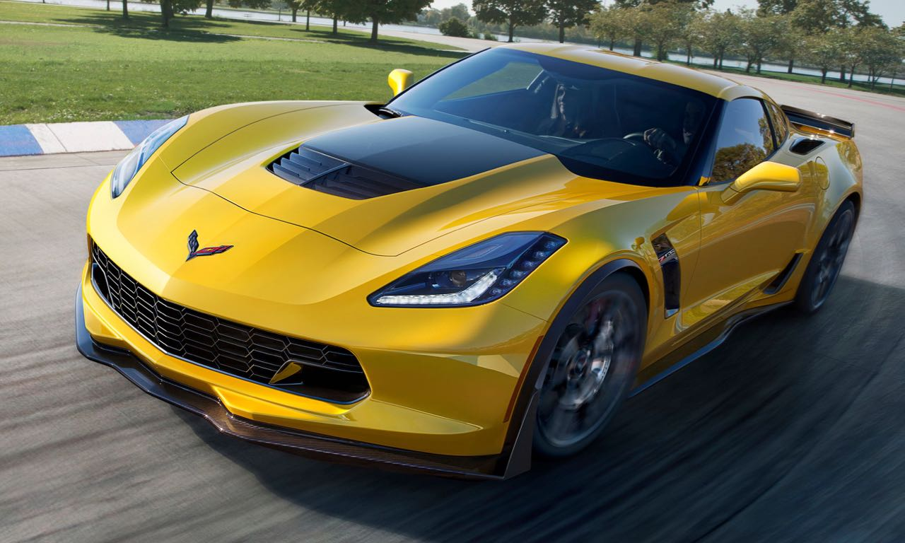 Chevrolet Corvette Z06: 659 V8-PS für 109.500 Euro ab jetzt bestellbar!