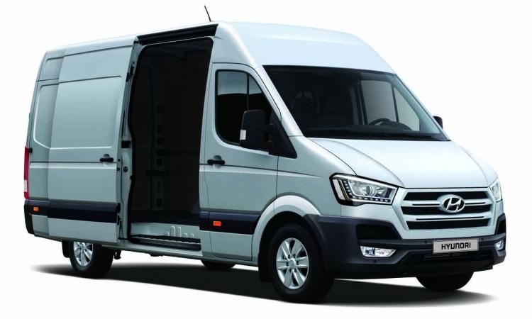 Hyundai H350: Produktionsstart für den 3,5-Tonner Kastenwagen