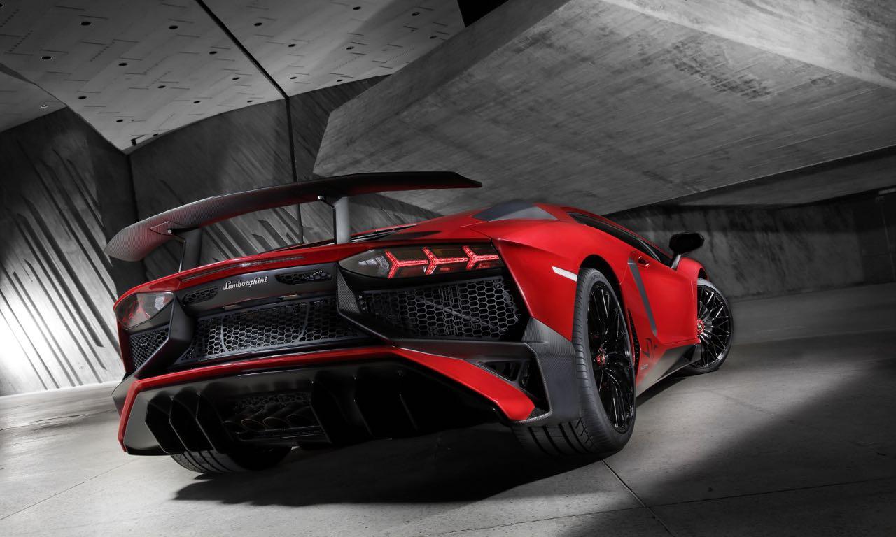 Lamborghini Aventador Superveloce 08